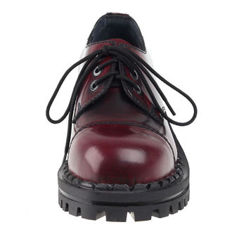 topánky ALTERCORE - 3dírkové - Burgundy Rub-Off, ALTERCORE