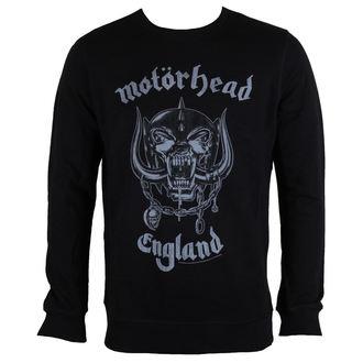 mikina pánska MOTORHEAD - ENGLAND - Black - AMPLIFIED, AMPLIFIED, Motörhead