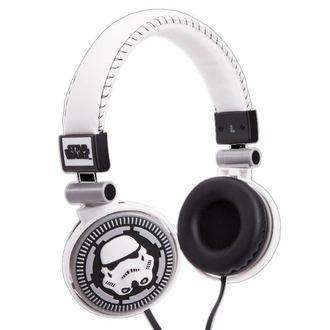 slúchadlá Star Wars - Storm Trooper - WHT, NNM
