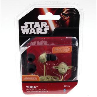 slúchadlá Star Wars - Yoda - Green, NNM