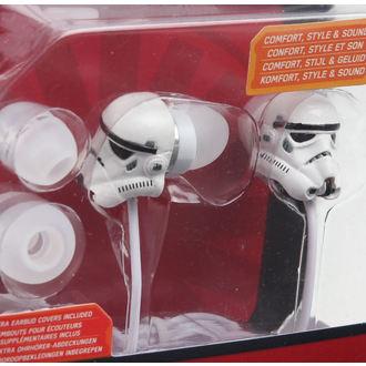slúchadlá Star Wars - Stormtrooper - Wht, NNM
