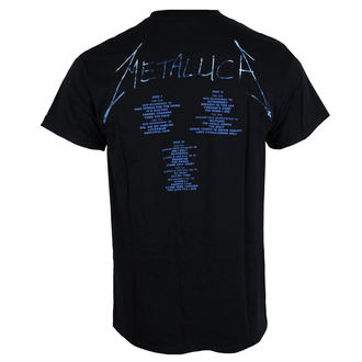 tričko pánske Metallica - M Garage - Black, Metallica