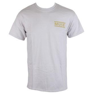 tričko pánske Muse - Psycho Ice - Grey, Muse