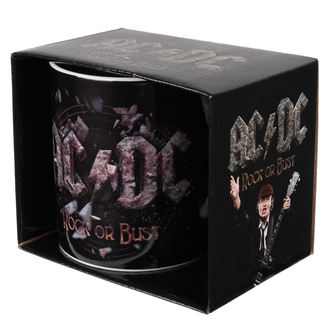 hrnček AC/DC - Rock Or Bust, AC-DC
