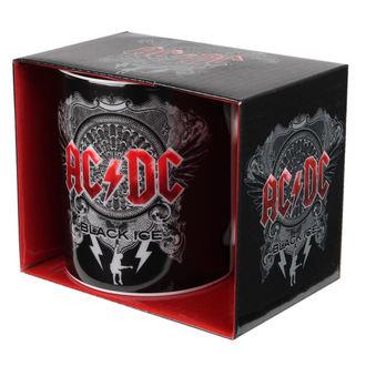 hrnček AC/DC - Black Ice, AC-DC