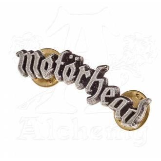 pripináčik Motörhead - ALCHEMY GOTHIC - Logo, ALCHEMY GOTHIC, Motörhead