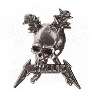 pripináčik Metallica - ALCHEMY GOTHIC - Damage, ALCHEMY GOTHIC, Metallica