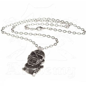 obojok Iron Maiden - ALCHEMY GOTHIC - Piece Of Mind, ALCHEMY GOTHIC, Iron Maiden