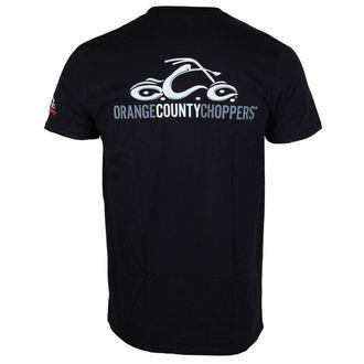 tričko pánske ORANGE COUNTY CHOPPERS - Logo - Black, ORANGE COUNTY CHOPPERS