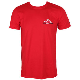 tričko pánske ORANGE COUNTY CHOPPERS - Logo - Red, ORANGE COUNTY CHOPPERS