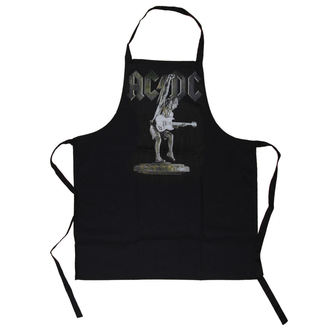 zástera AC/DC - Stiff Upper Lip Apron - LOW FREQUENCY, LOW FREQUENCY, AC-DC