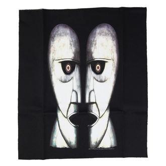 nášivka Pink Floyd - Metal Heads Of Division Bell - LOW FREQUENCY, LOW FREQUENCY, Pink Floyd
