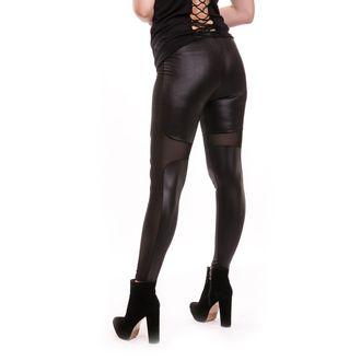 nohavice dámske (legíny) CUPCAKE CULT - HNET - BLACK, CUPCAKE CULT