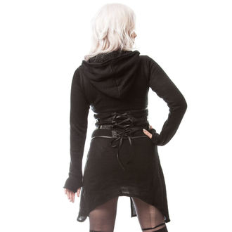 sveter dámsky (cardigan) VIXXSIN - SIFER - BLACK, VIXXSIN