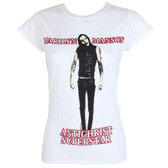tričko dámske Marilyn Manson - Antichrist - ROCK OFF, ROCK OFF, Marilyn Manson
