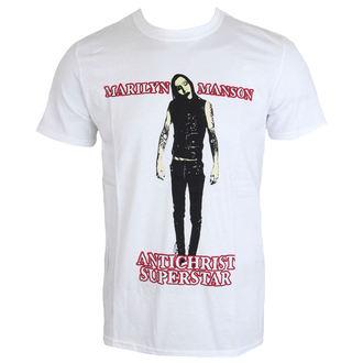 tričko pánske Marilyn Manson - Antichrist - ROCK OFF, ROCK OFF, Marilyn Manson