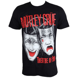 tričko pánske Motley Crue - Theatre Of Pain - ROCK OFF, ROCK OFF, Mötley Crüe