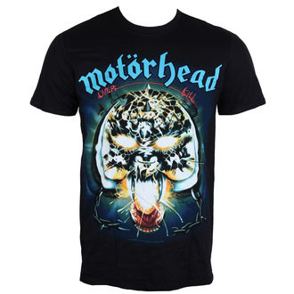 tričko pánske Motörhead - Overkill - ROCK OFF, ROCK OFF, Motörhead