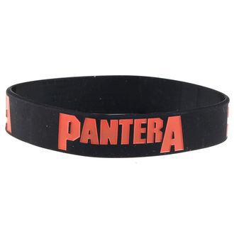 náramok Pantera - Logo - ROCK OFF, ROCK OFF, Pantera