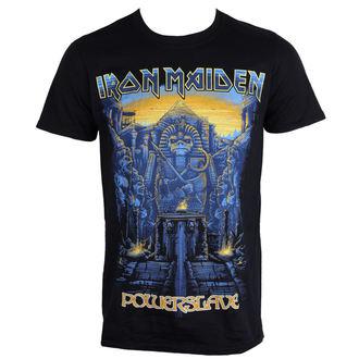 tričko pánske Iron Maiden - Dark Ink Powerslaves - ROCK OFF, ROCK OFF, Iron Maiden