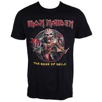 tričko pánske Iron Maiden - Book Of Souls - ROCK OFF, ROCK OFF, Iron Maiden