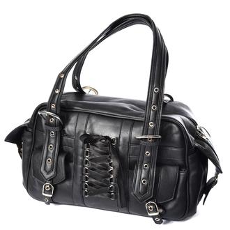 kabelka (taška) POIZEN INDUSTRIES - BECCA - BLACK, POIZEN INDUSTRIES