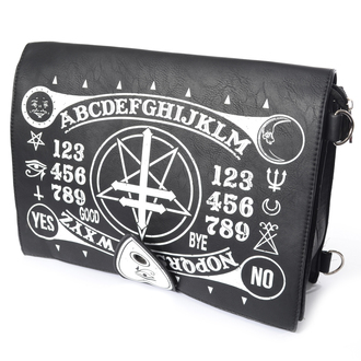 kabelka (taška) POIZEN INDUSTRIES - OCCULT - BLACK, POIZEN INDUSTRIES
