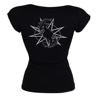 tričko dámske Slipknot - Goat Star Logo - ROCK OFF, ROCK OFF, Slipknot
