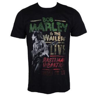 tričko pánske Bob Marley - Rastaman Vibration - ROCK OFF, ROCK OFF, Bob Marley