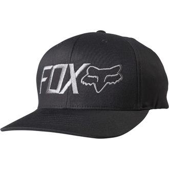 šiltovka FOX - Draper - Black, FOX