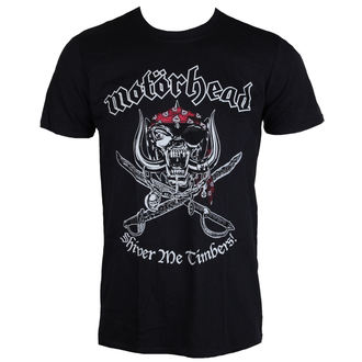 tričko pánske Motörhead - Shiver Me Timbers - ROCK OFF, ROCK OFF, Motörhead