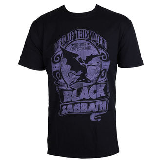 tričko pánske Black Sabbath - Lord Of This World - ROCK OFF, ROCK OFF, Black Sabbath