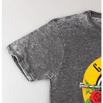 tričko pánske Guns N' Roses - Circle Logo - ROCK OFF, ROCK OFF, Guns N' Roses