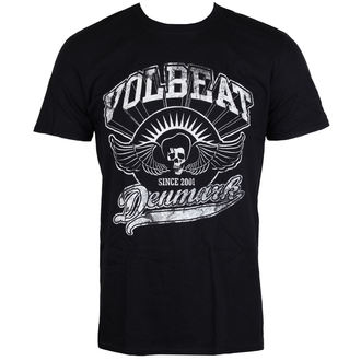 tričko pánske Volbeat - Rise From Denmark - ROCK OFF, ROCK OFF, Volbeat