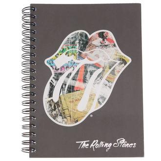 poznámkový blok B5 Rolling Stones, Rolling Stones