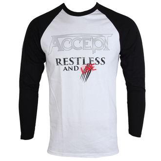 tričko pánske s dlhým rukávom ACCEPT - Restless and live - NUCLEAR BLAST, NUCLEAR BLAST, Accept