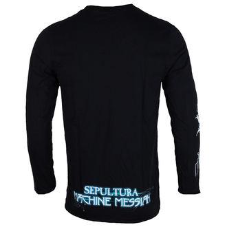 tričko pánske s dlhým rukávom SEPULTURA - Machine messiah - NUCLEAR BLAST, NUCLEAR BLAST, Sepultura