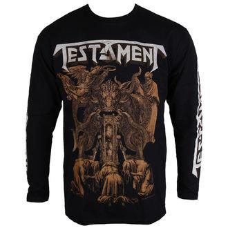 tričko pánske s dlhým rukávom TESTAMENT - Demonarchy - NUCLEAR BLAST, NUCLEAR BLAST, Testament