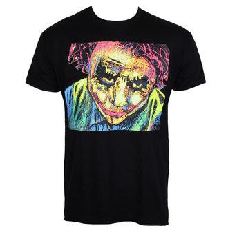 tričko pánske Batman - Joker - Dipped Black - HYBRIS, HYBRIS, Batman