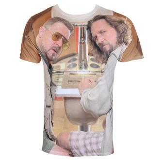 tričko pánske Big Lebowski - Allover - HYBRIS, HYBRIS
