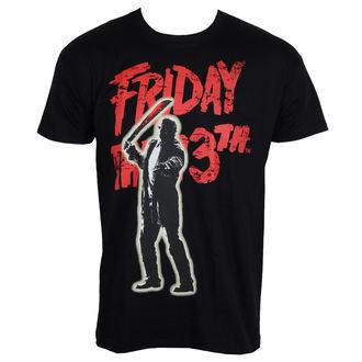 tričko pánske Friday The 13th - Jason Voorhees - Black - Hybris, HYBRIS