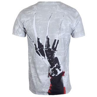 tričko pánske Noční můra z Elm Street - Freddy Krueger - Allover - HYBRIS, HYBRIS