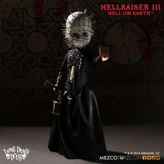 figúrka Hellraiser III - Living Dead Dolls Doll - Pinhead, LIVING DEAD DOLLS
