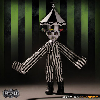 figúrka Beetlejuice - Living Dead Dolls Doll - Showtime, LIVING DEAD DOLLS