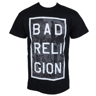 tričko pánske Bad Religion - Against The Grain - Black - KINGS ROAD