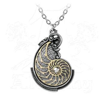obojok ALCHEMY GOTHIC - Fibonacci's Golden Spiral, ALCHEMY GOTHIC
