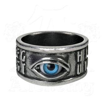 prsteň ALCHEMY GOTHIC - Ouija Eye, ALCHEMY GOTHIC