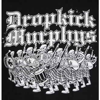 tričko pánske Dropkick Murphys - Marching - KINGS ROAD, KINGS ROAD, Dropkick Murphys