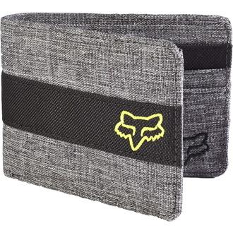 peňaženka FOX - Sturgis Bifold - HeatherGrey, FOX