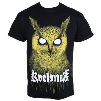 tričko pánske Kvelertak - Barlett Owl Yellow - KINGS ROAD, KINGS ROAD, Kvelertak